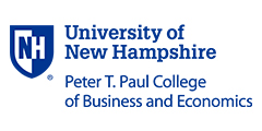 Peter T Paul School of Economics - UNH